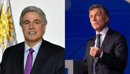 El canciller uruguayo Francisco Bustillo dijo el acuerdo UE-Mercosur se cerró por la campaña electoral de Macri.