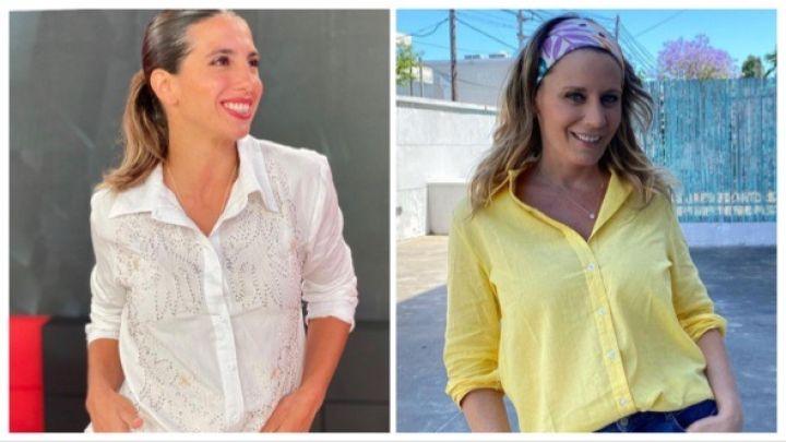 Cinthia Fernández acusó a Rocío Marengo de querer robarle un novio en el pasado