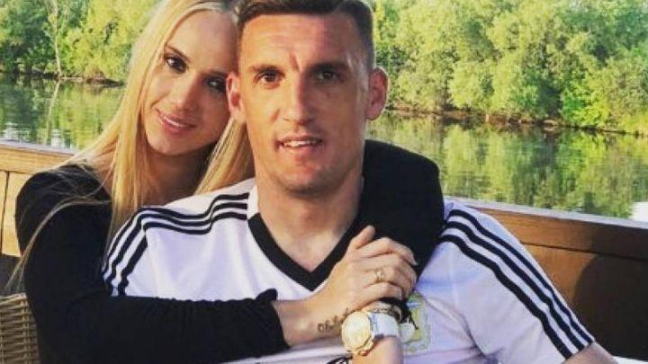 Franco Armani y Daniela Rendón están esperando su primer hijo