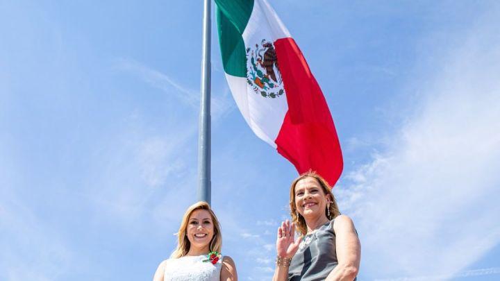 Por los niños y adolescentes: Así fue la agenda de Fabiola Yáñez en México