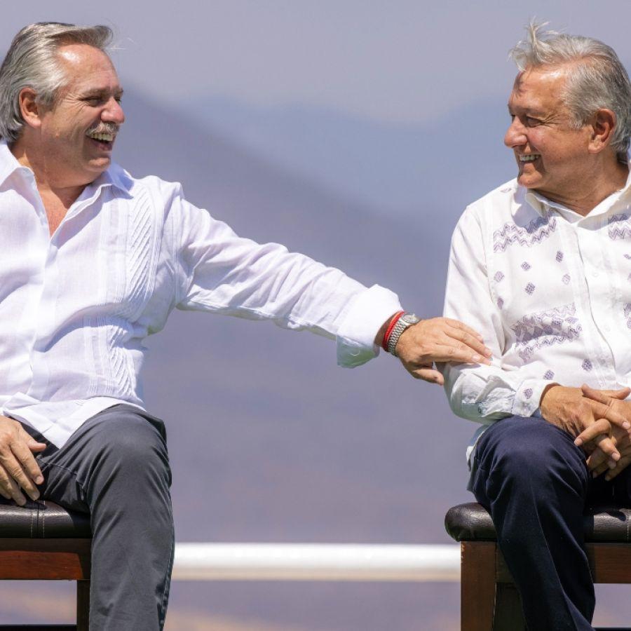 Alberto Fernández vuelve de México con promesas comerciales y una alianza  renovada | Perfil