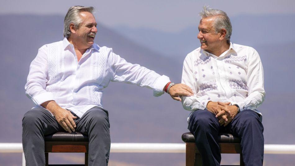 Concluyó la gira de tres días del presidente Alberto Fernández a México con un balance agridulce