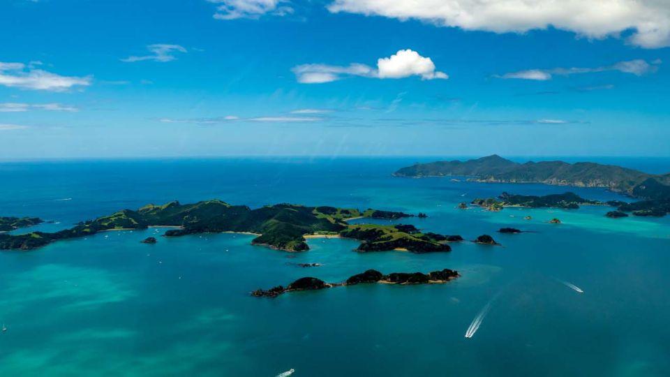 mares del Pacífico Sur en la zona de Nueva Zelanda 20210225