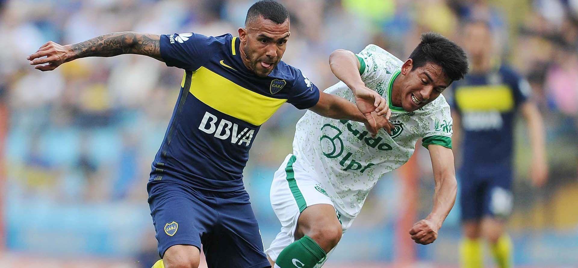 Boca recibe a Sarmiento de Junín