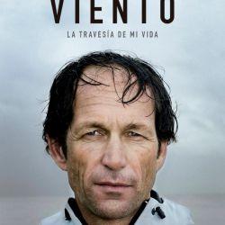 Santiago Lange sacó su libro autobiográfico con el sugestivo título de Viento.