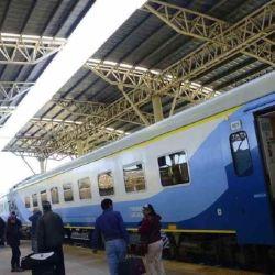 El ramal entre ambas localidades dejó de funcionar en el año 2013.