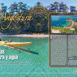 Visitamos Villa La Angostura, repasando todas las actividades que ofrece esta hermosa localidad.