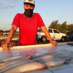 Dónde ir a pescar el fin de semana del 26 de febrero de 2021