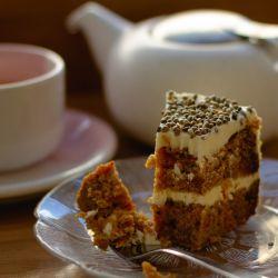 Carrot Cake, o la forma más sabrosa y dulce de comer zanahorias.