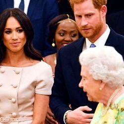 Meghan Markle , Príncipe Harry , Isabel II | Foto:GTRES