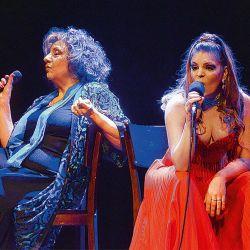 "Regina in concert. | Foto:Eugenia Oviedo/Gentileza ""Regina in concert""."