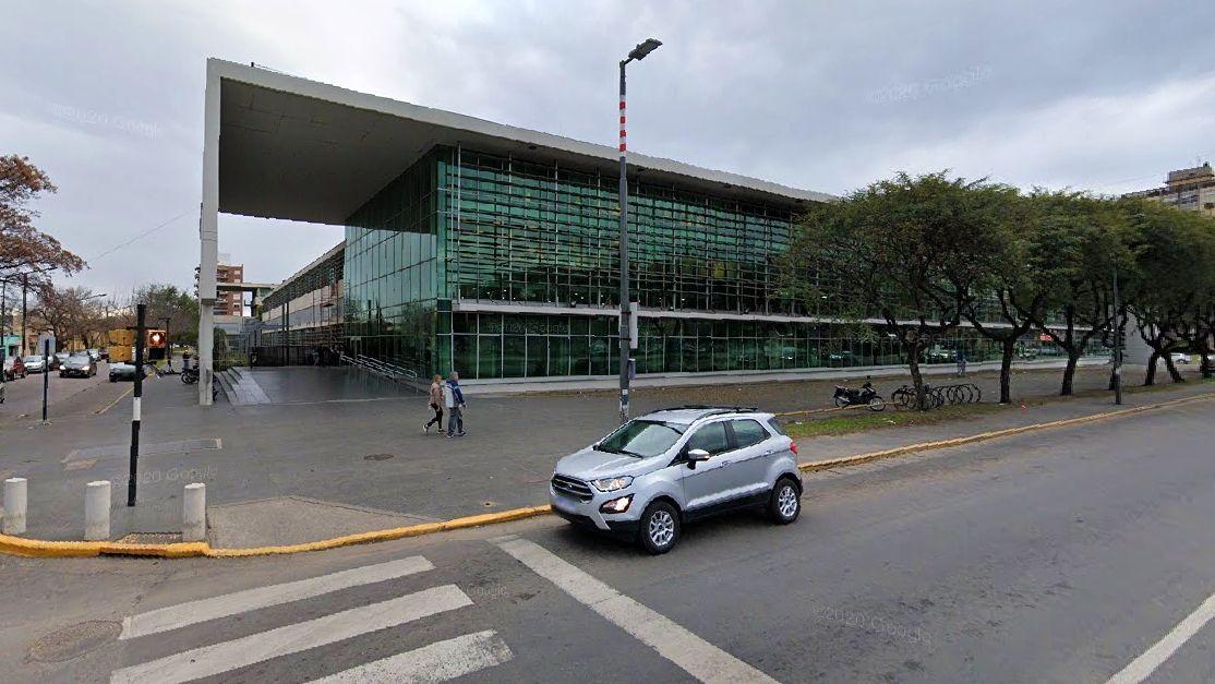 Hospital de Emergencias Clemente Álvarez de Rosario.