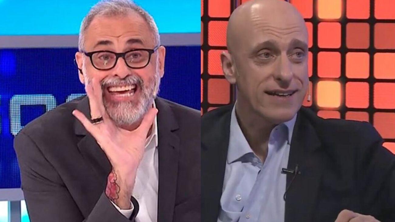 Jorge Rial y Carlos Pagni
