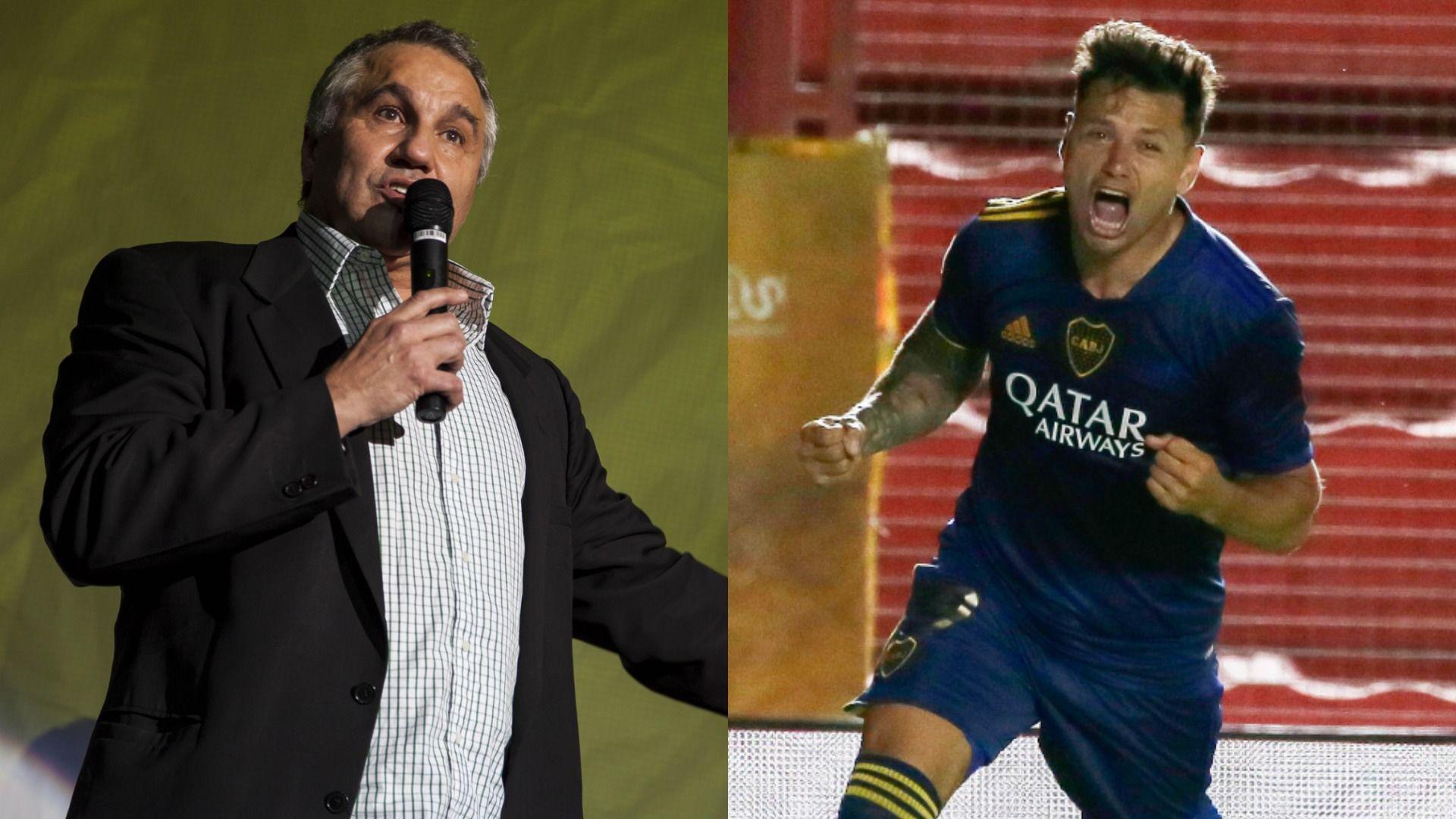 El Beto Márcico criticó duramente a Mauro Zárate por su rendimiento en Boca.