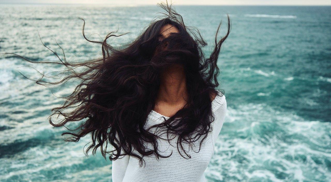 Así crece el pelo.