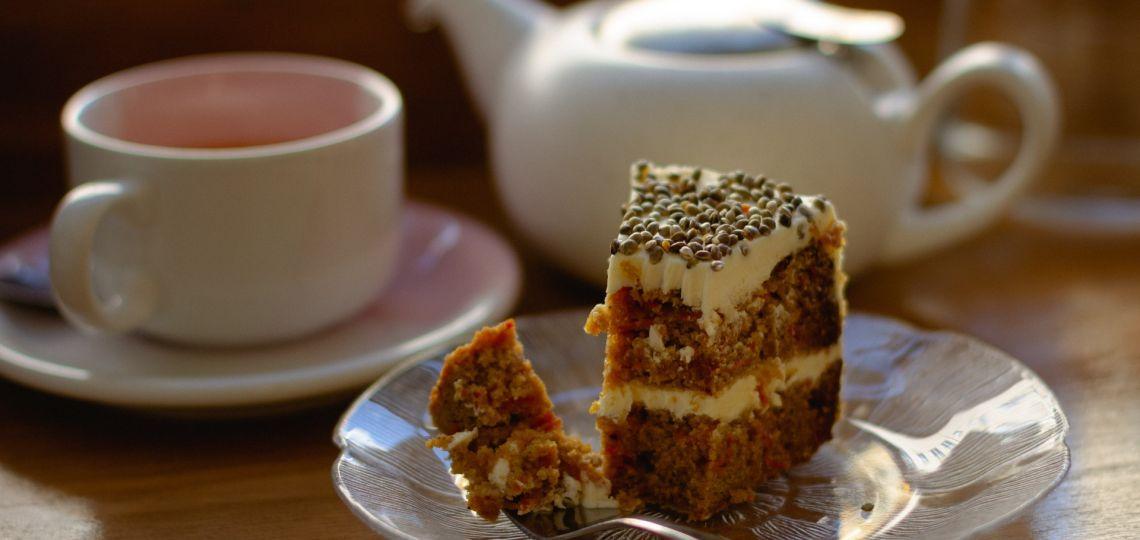 Una genial receta de carrot cake para todo este finde