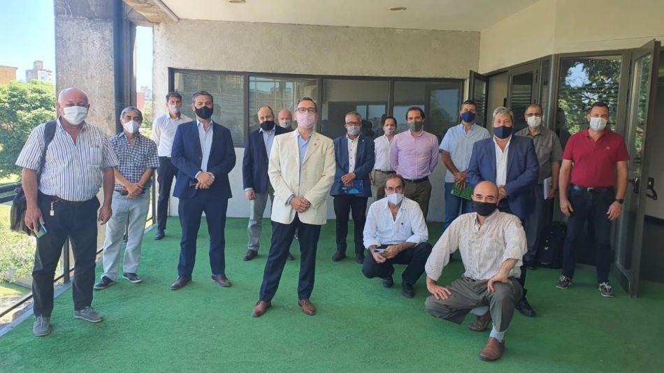 Crean el primer laboratorio de Maquinaria Agrícola de América Latina
