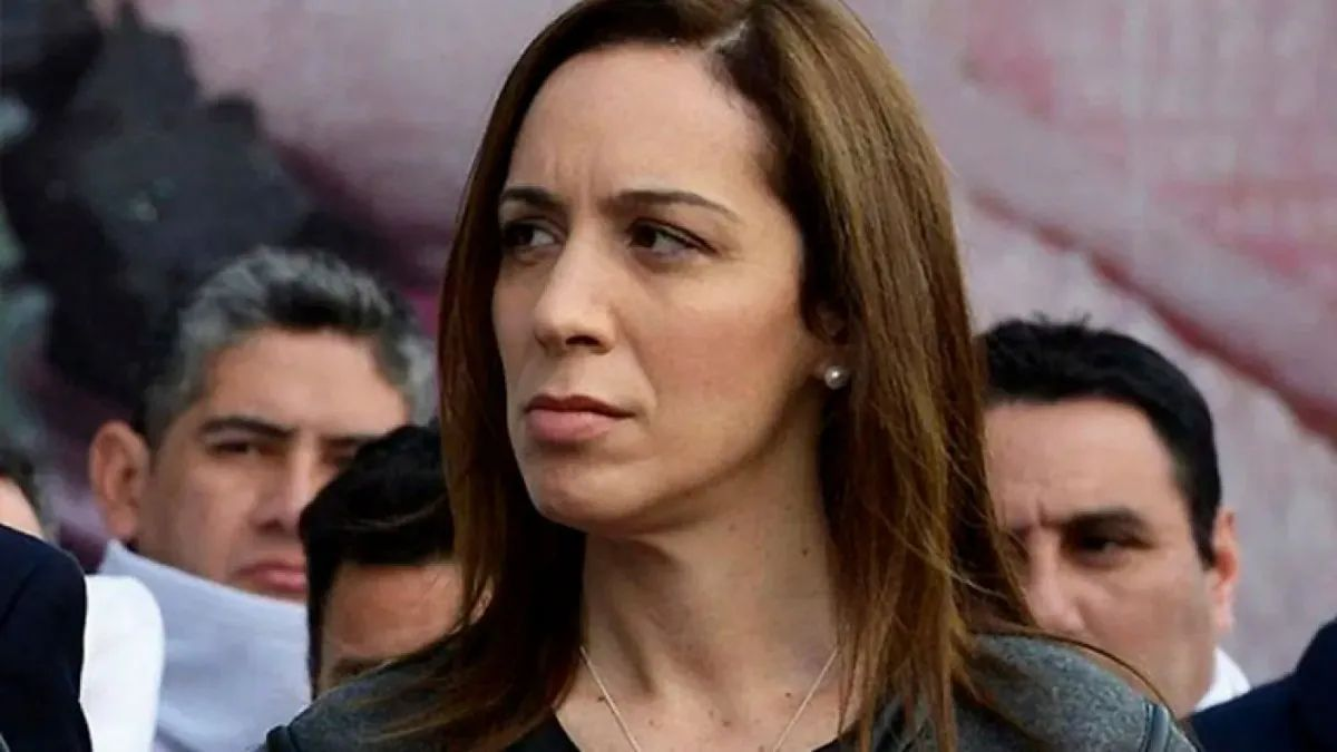 Enojo de María Eugenia Vidal por falsos rumores sobre su vacunación VIP