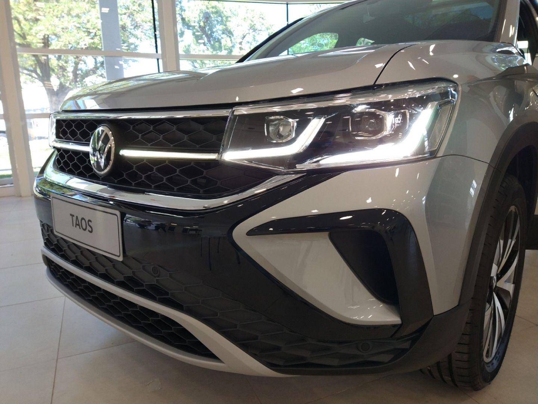 Nuevos datos sobre el Volkswagen Taos nacional (y aquellos que ya sabíamos)