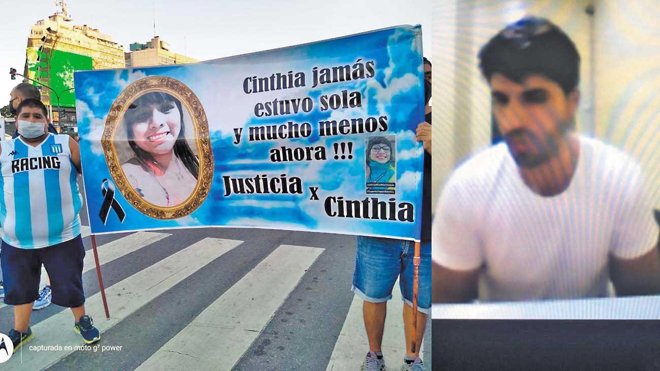 Juicio. El periodista que atropelló y mató a una mujer policía siguió el debate desde el penal de Ezeiza.