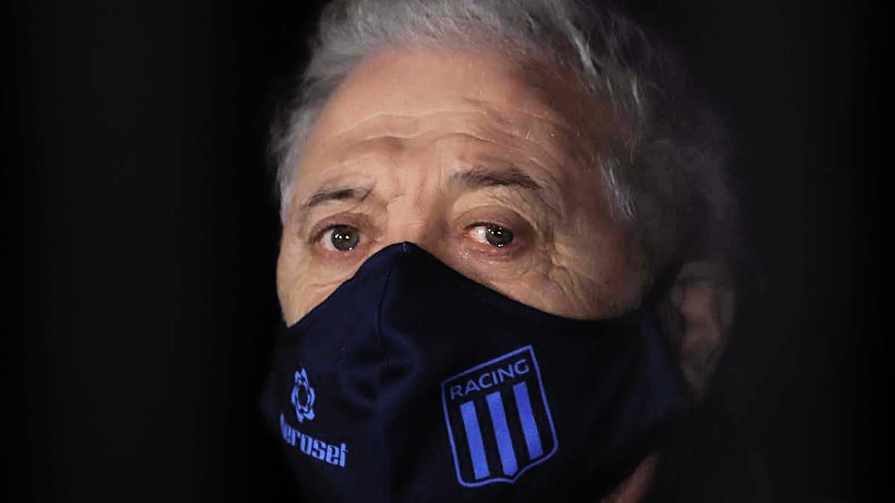 Expiador. El ex ministro Ginés González García.