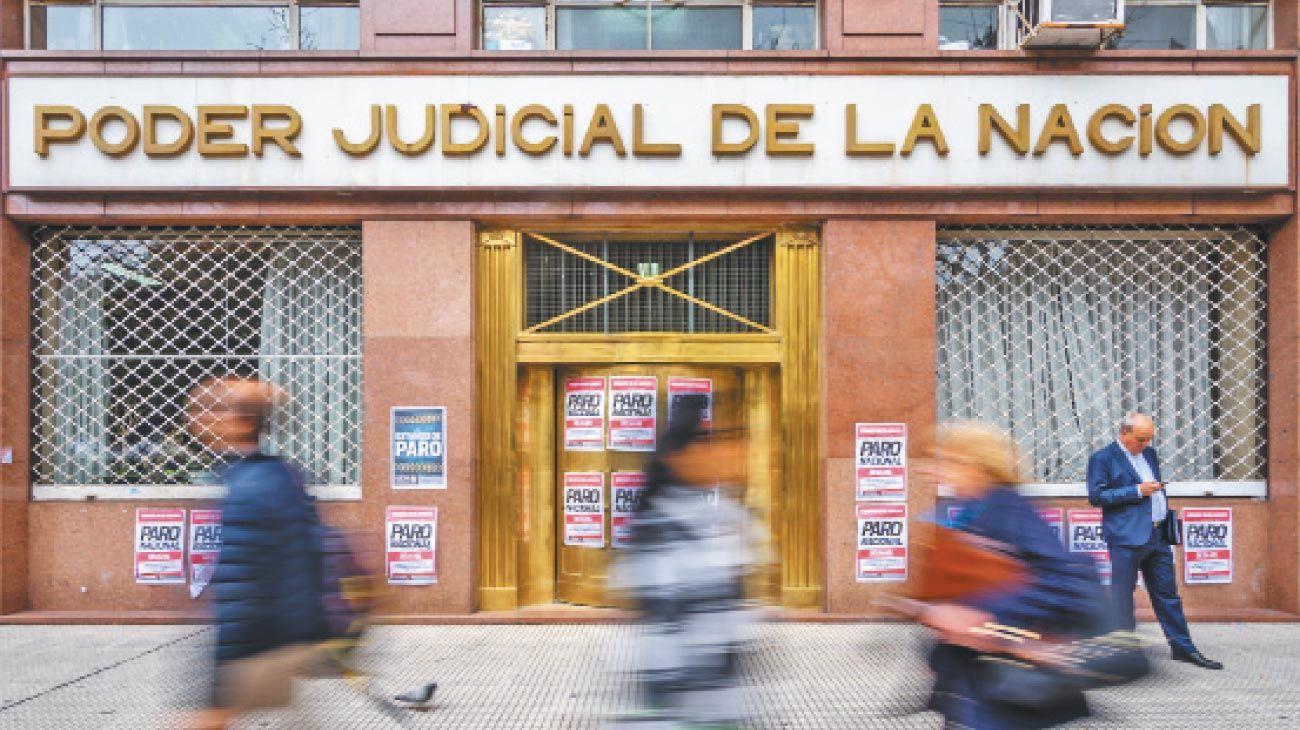 """Crítica. """"La Justicia, como poder del Estado, ha dejado de funcionar."""""""
