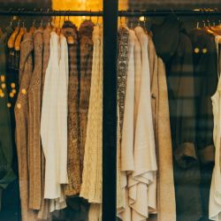 La industria de la moda, siempre en movimiento.