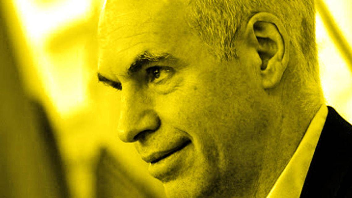 Horacio Rodriguez Larreta.