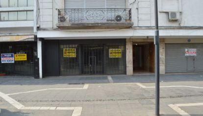 MENOS EMPLEADORES. Cientos de comerciantes cerraron sus puertas por la crisis que atravesó el 2020.