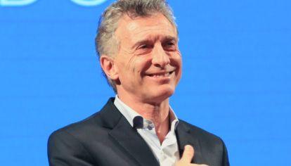 El expresidente Mauricio Macri.