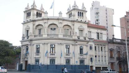 CUSTODIO. Jorge Juárez era custodio y chofer en el edificio sede del Tribunal Oral Federal 2 en barrio Nueva Córdoba. Está detenido en Bouwer