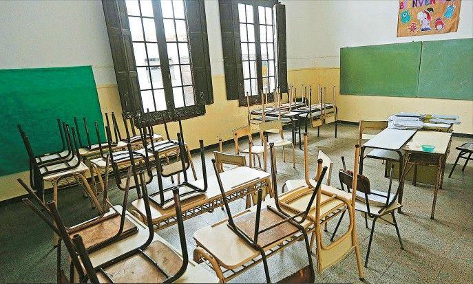 ESCUELAS. En Córdoba 41 escuelas continúan con trabajos edilicios. L