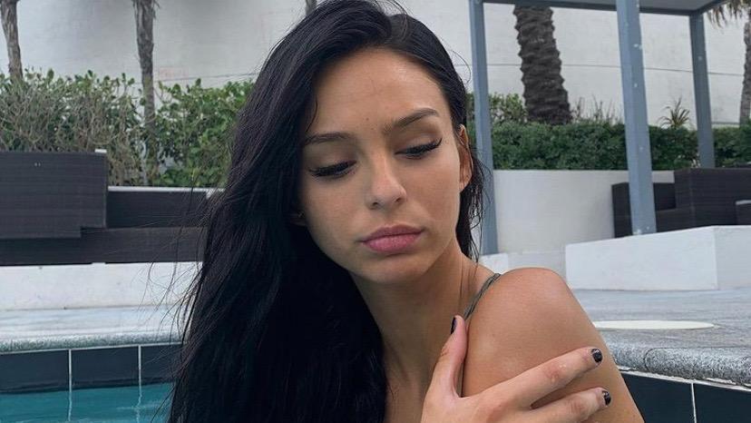 Juanita Tinelli y el sensual look que propone para una salida nocturna