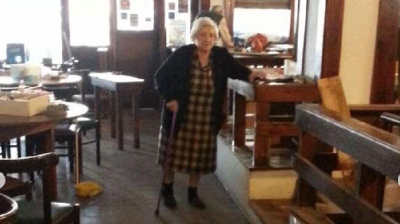 Falleció a los 98 años Florentina Menéndez, la fundadora de Paxapoga en Pinamar