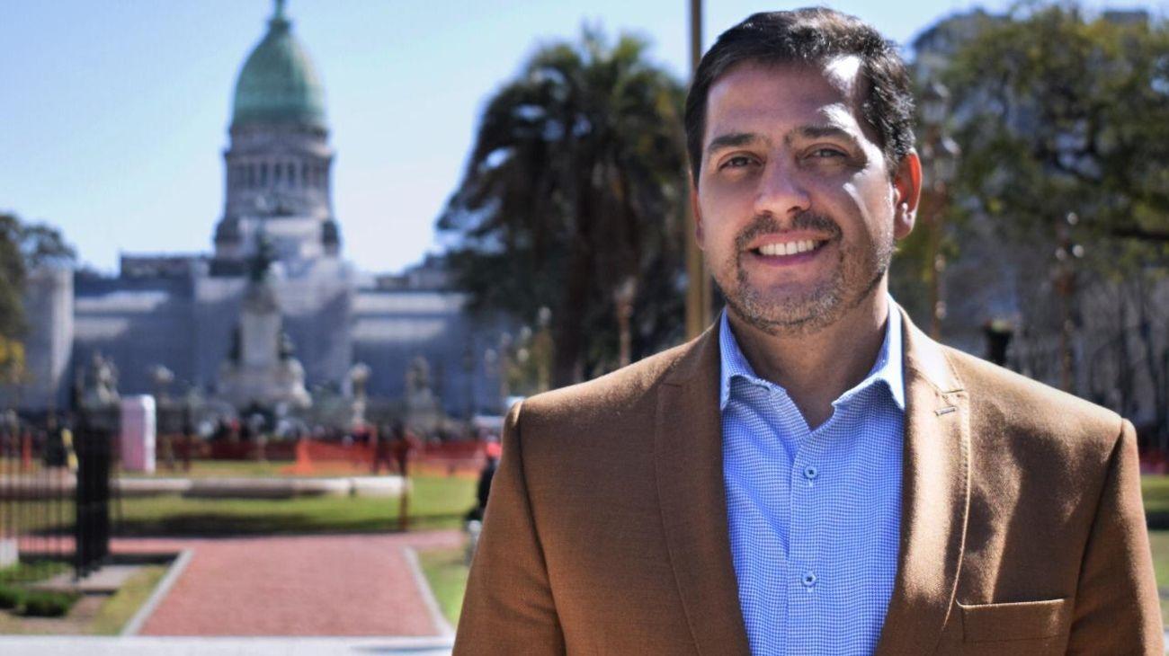 Ramiro Fernández Patri es diputado nacional por Formosa