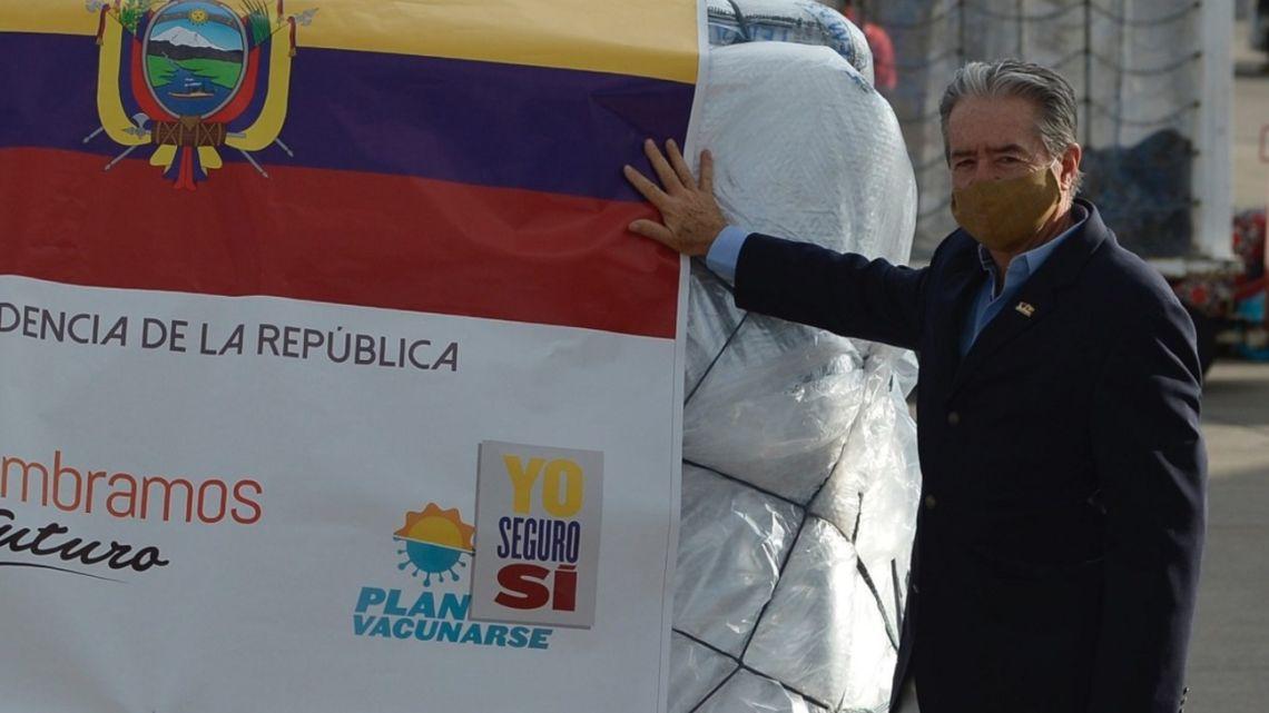 Juan Carlos Zevallos.