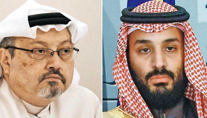 Ryad. Khashoggi, cuya muerte Biden atribuyó al príncipe saudita.