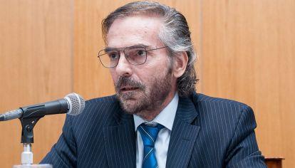 Gustavo Hornos es el presidente de la Cámara de Casación (Archivo)