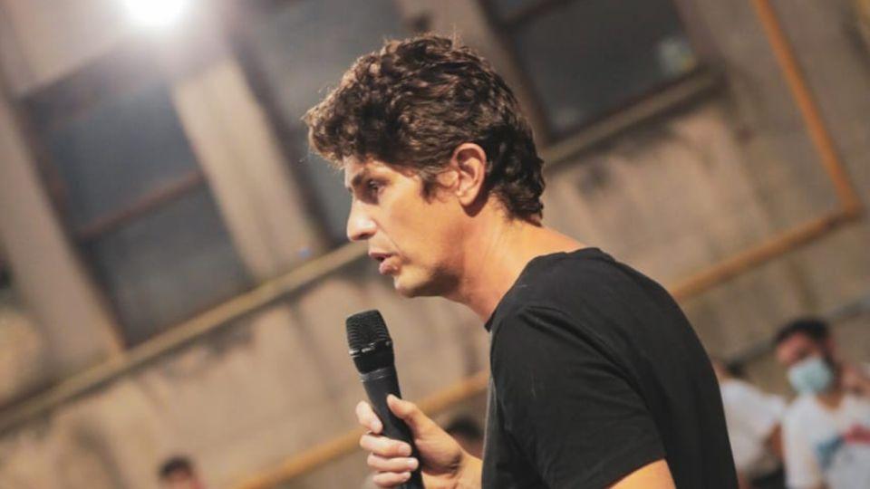 Martín Lousteau encabezó el lanzamiento de la JR Evolución