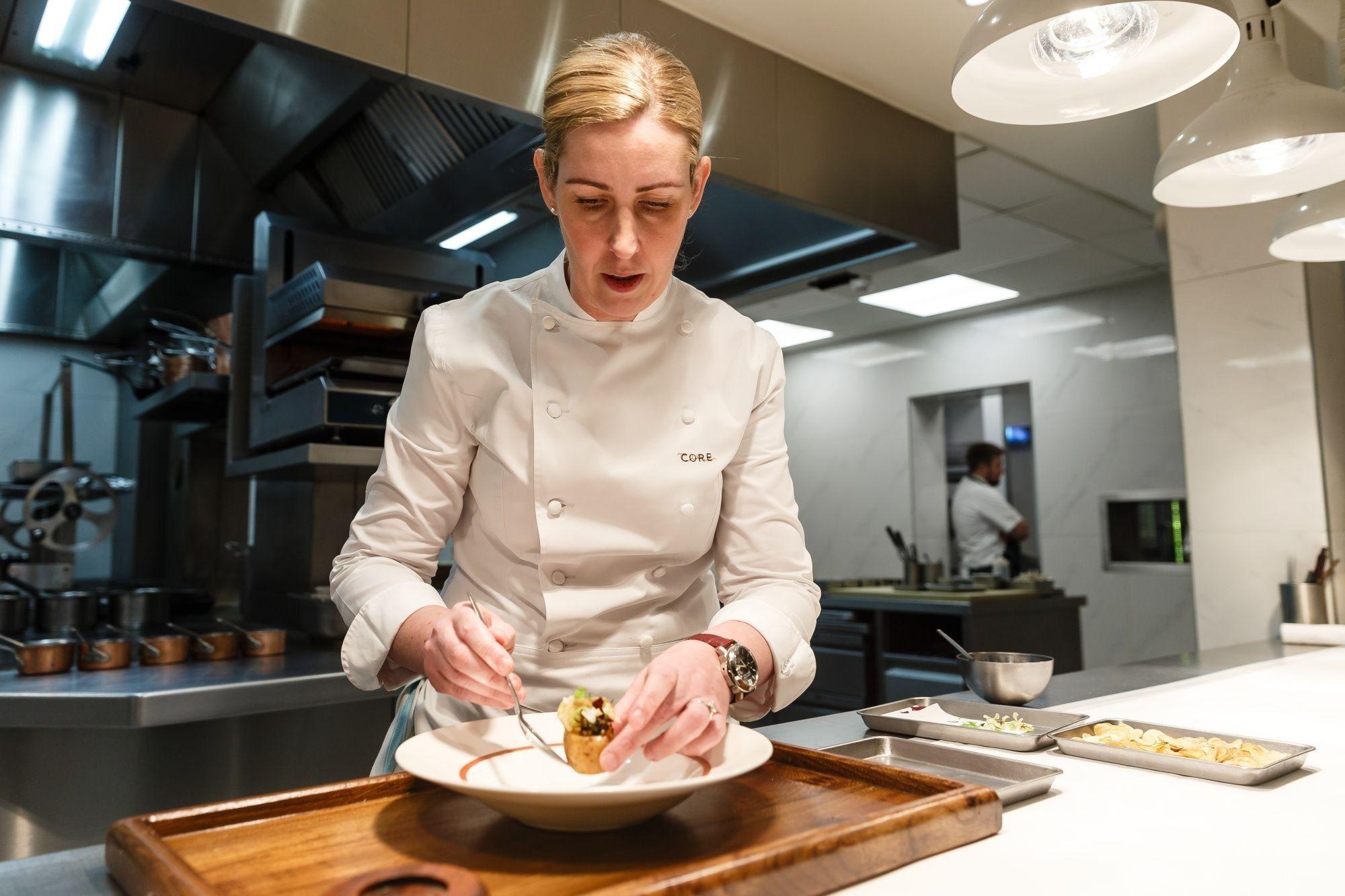 Una chef de Londres acumula tres estrellas Michelin y 20.000 cancelaciones