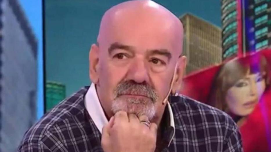 Preocupación por la salud del cómico Carlos Sánchez: está internado y en tratamiento