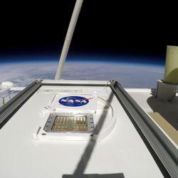 En la estratósfera media de la Tierra se registran condiciones atmosféricas muy similares a las de Marte.