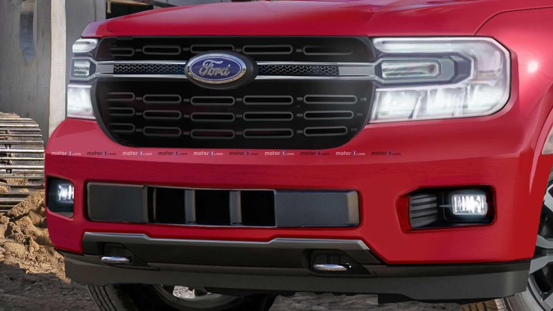 Ford Maverick suma una nueva proyección, ¿qué se sabe hasta ahora?