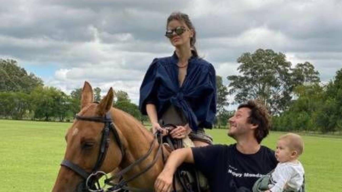 La China Suárez y Benjamín Vicuña se fueron de Buenos Aires: conocé los motivos del viaje