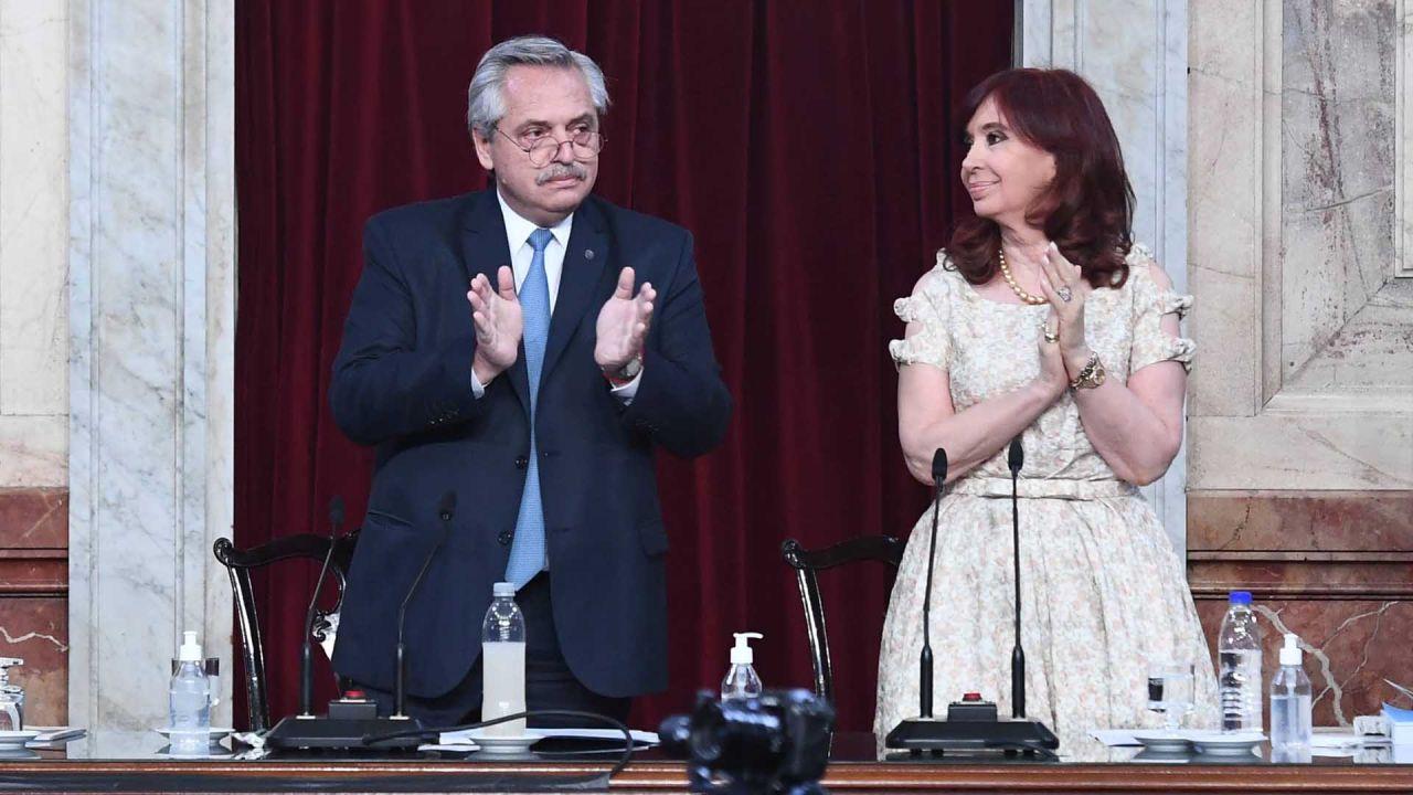 APERTURA SESIONES ORDINARIAS 2021 | Foto:Comunicacion Senado