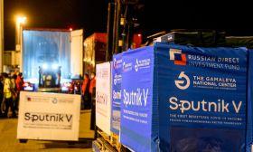 sputnik v delivery