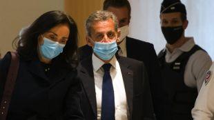 Former French President Nicolas Sarkozy Faces Corruption Trial Verdict