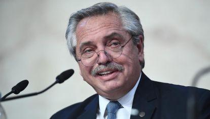 El presidente Alberto Fernández inaugura la 139º Asamblea Legislativa.