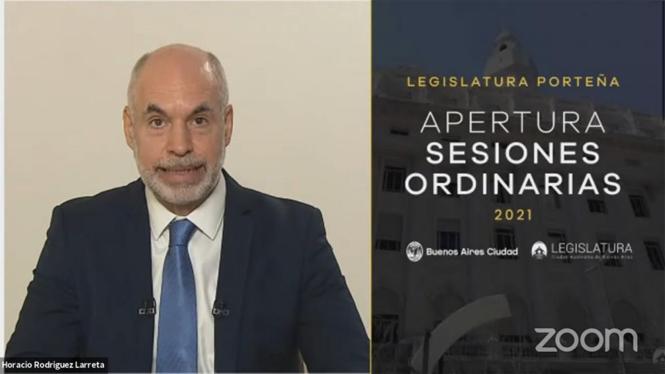 Apertura de Sesiones Legislativas 20210301