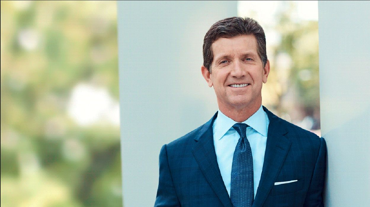 Alex Gorsky, presidente y CEO de Johnson & Johnson.